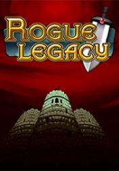 Game cover Rogue Legacy