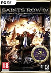Game cover Saints Row 4