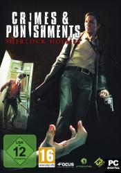 Game cover Sherlock Holmes: Crimes and Punishments