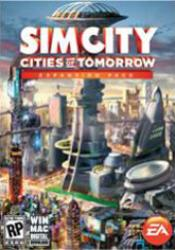 Game cover SimCity: Cities of Tomorrow Addon