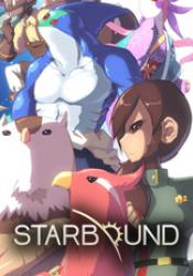 Game cover Starbound