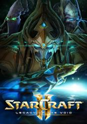 Game cover StarCraft 2 Legacy of the Void