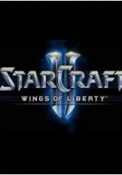 Game cover Starcraft 2 Wings of Liberty