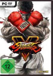 Game cover Street Fighter 5 (V)