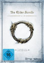 Game cover The Elder Scrolls Online