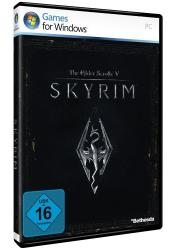Game cover The Elder Scrolls V Skyrim