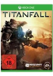 Game cover Titanfall Xbox One