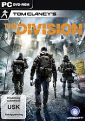 Game cover Tom Clancy's The Division