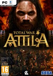 Game cover Total War Attila