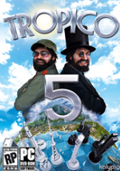 Game cover Tropico 5