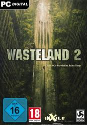 Game cover Wasteland 2
