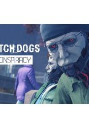 Game cover Watch Dogs Conspiracy DLC