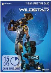 Game cover Wildstar Gamecard 15 Days