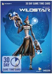 Game cover Wildstar Gamecard 30 Days