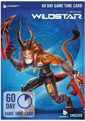 Game cover Wildstar Gamecard 60 Days