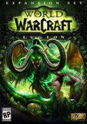 Game cover World of Warcraft Legion